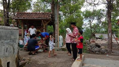 Penimbangan Bank Sampah Banjaran Hilir Majalengka