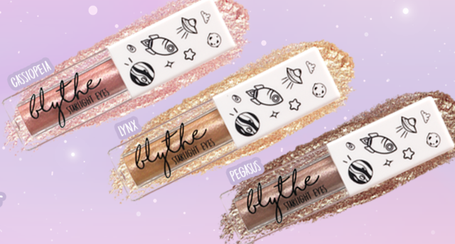 BLYTHE BY CARELINE STARLIGHT EYES LIQUID EYESHADOW (P195) MORENA FILIPINA BEAUTY BLOG