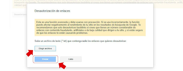 Bloquear links de Tráfico Spam en blogs de Blogger