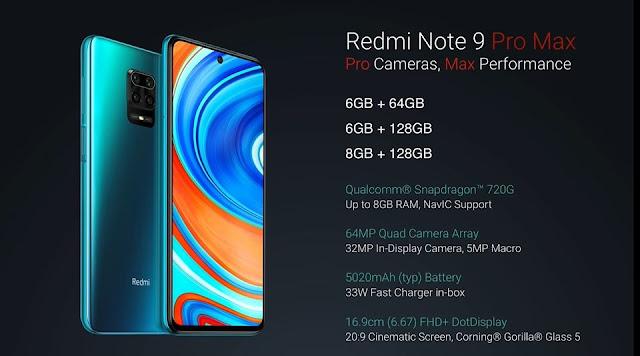 Conhece os novos Xiaomi Redmi Note 9 Pro e Pro Max