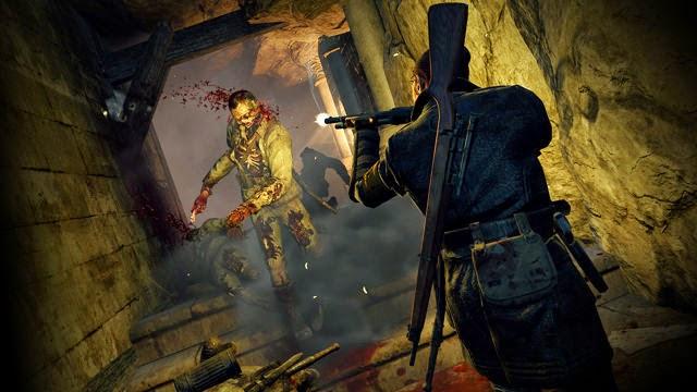 Zombie Army Trilogy PC Full Español