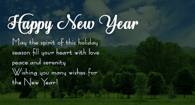 Happy new year messages free download