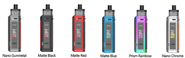 SMOK G-PRIV Pro Pod Kit-Bring Young New Experience!