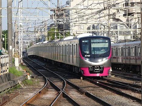 【朝限定!】京王ライナー5000系の区間急行 新宿行き