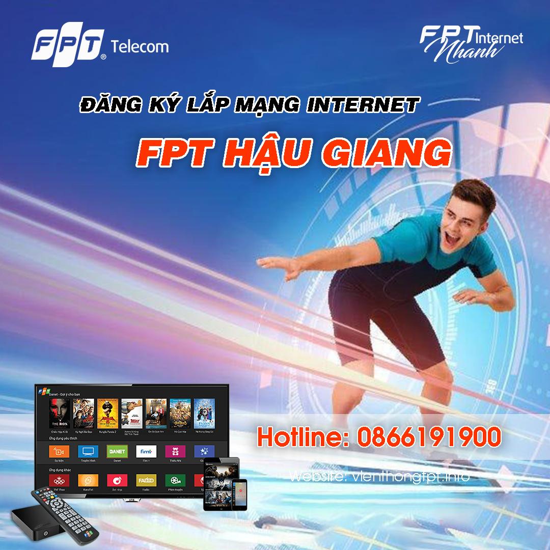 Đăng ký Internet FPT tại Hậu Giang