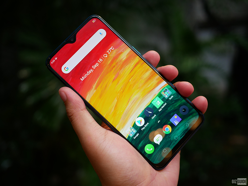 Nice screen for realme 5 Pro