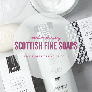 Window Shopping: The Scottish Fine Soaps Company
