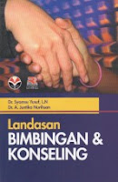 Buku Landasan Bimbingan Konseling , Pengarang Dr. Syamsu Yusuf, L.N., Penerbit PT Remaja Rosdakarya (Rosda) Bandung