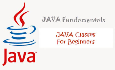 java class tutorial for beginners