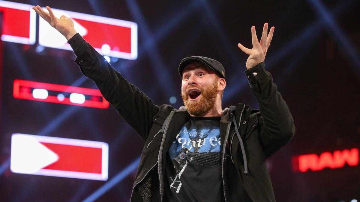 Sami Zayn brinca com os rumores de seu contrato com a WWE