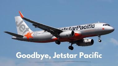 Xoá bỏ thương hiệu Jetstar Pacific, đổi tên thành Pacific Airlines