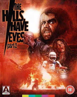 The Hills Have Eyes Part II - Cover