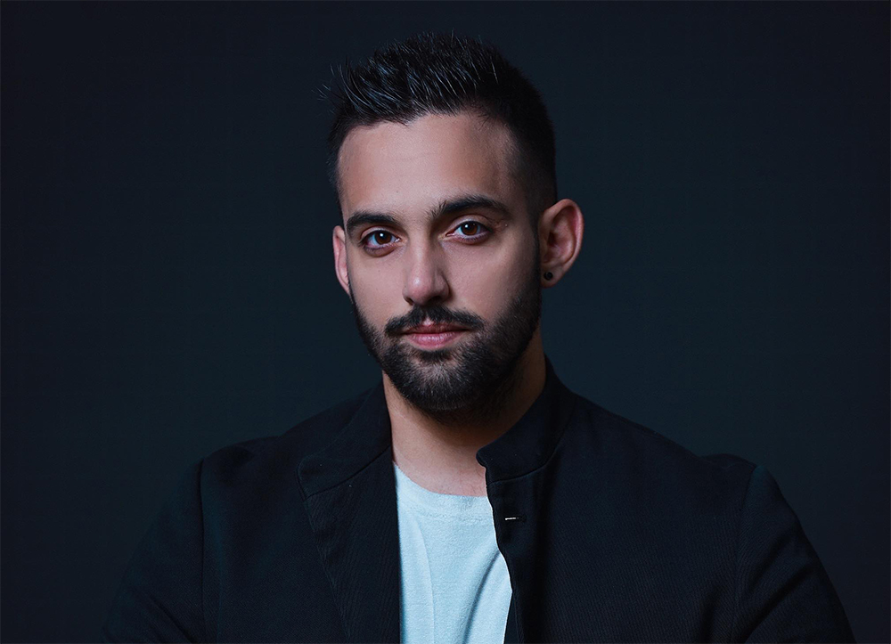 """Νεκτάριος Γιαννακόπουλος: Κυκλοφόρησε το Remix του Single """"Καταστροφή"""" (VIDEO)"""