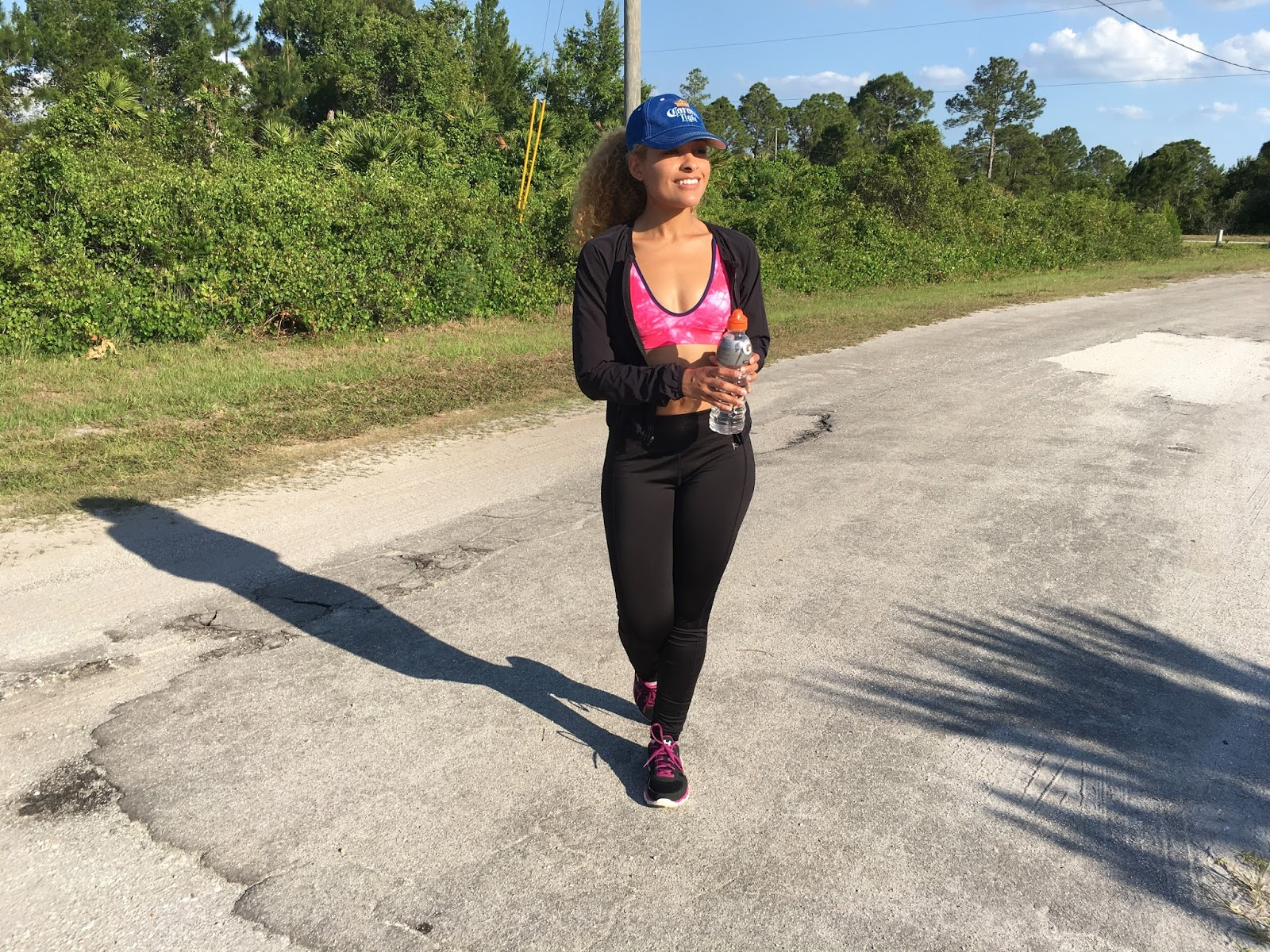 Florida Running Outfit