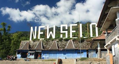 New Selo dan Trekking Merapi
