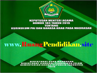 KMA Nomor 183 Tahun 2019