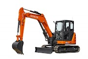 Hitachi Excavators ZX65USB-6