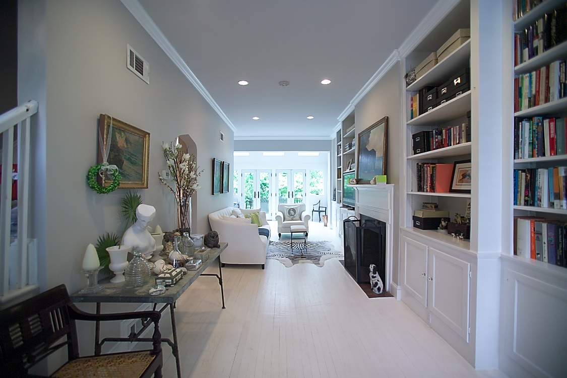 My notting hill blog - A Few Years Ago I Did A Piece On My Friend S Georgetown Row House For Washingtonian S Site But Never Blogged About It Here I Love Her Style Hope You Enjoy