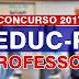 "#CONCURSO ""Bragança vai sediar provas de professores da SEDUC"""