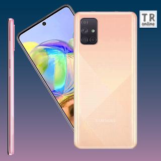 مراجعة الهاتف الذي ينتمي إلى فئة الهواتف المتوسطة Samsung Galaxy A71 الرائع