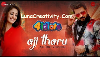 Aaji Tharu Pada Mora New Odia Song Lyrics