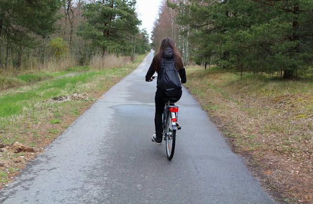 bici+penisola+curlandese+lituania