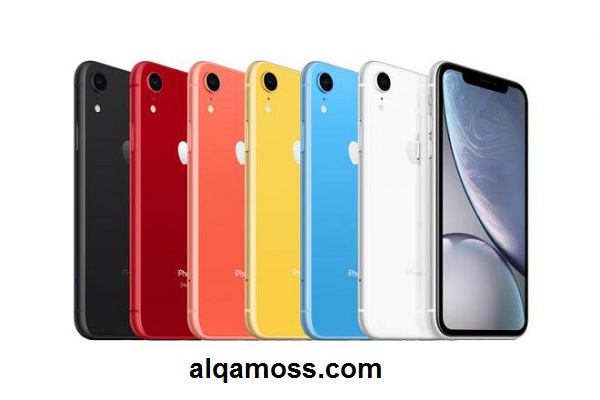 الوان iphone XR