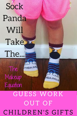 Sock Panda Takes The Guess Work Out of Gifts For Children
