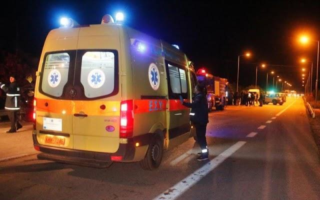 Θεσσαλονίκη: Κατέληξε ο άνδρας που έπεσε από δεύτερο όροφο πολυκατοικίας