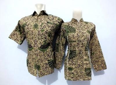 Baju Batik Seragam untuk Guru