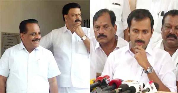 Kerala Congress(Jacob) splits, Kochi, News, Politics, Kerala Congress (m), Kerala Congress (j), Split, Trending, Meeting, Declaration, Office, Kerala