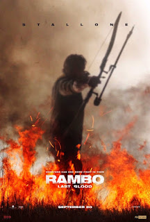 Rambo - Last Blood First Look Poster 1