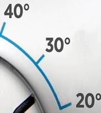 كيفية اختيار درجه حرارة الماء المناسبة للغسيل في الغسالة