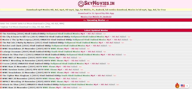 SkymoviesHD - Download Free Bollywood and Hollywood Hindi Movie