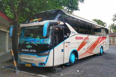 Foto Bus Murni Jaya E131 Depan