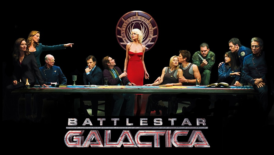 What to watch on Netflix, good series to watch, battlestar galactica, lifestyle blog