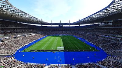 PES 2021 Stadium Stade de France