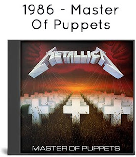 1986 - Master of Puppets