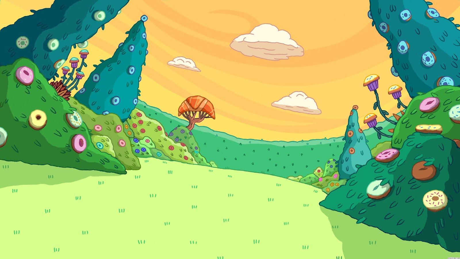 Cosas De Kiko Adventure Time Wallpapers 1280x1024