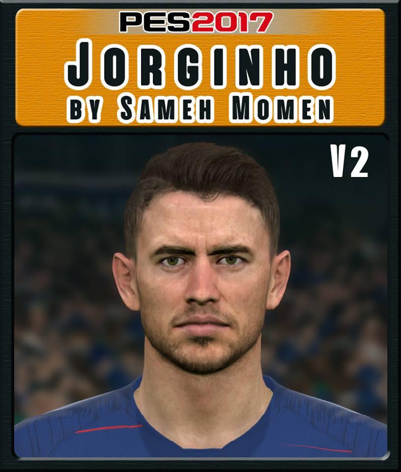 PES 2017 Jorginho Face V2 by Sameh Momen