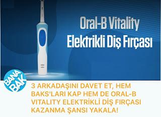 Elektrikli Diş Fırçası Kazan