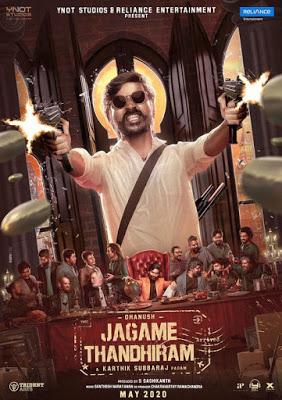 Jagame Thandhiram 2021 Netflix Hindi Dubbed