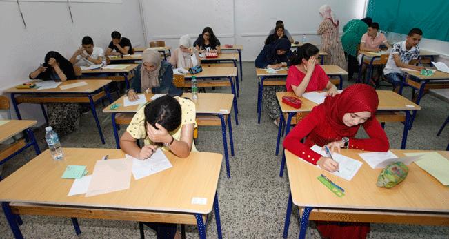 وزارة التربية الوطنية تكشف عن مواعيد إجراءات الامتحانات المدرسية للسنة الدراسية 2017-2018