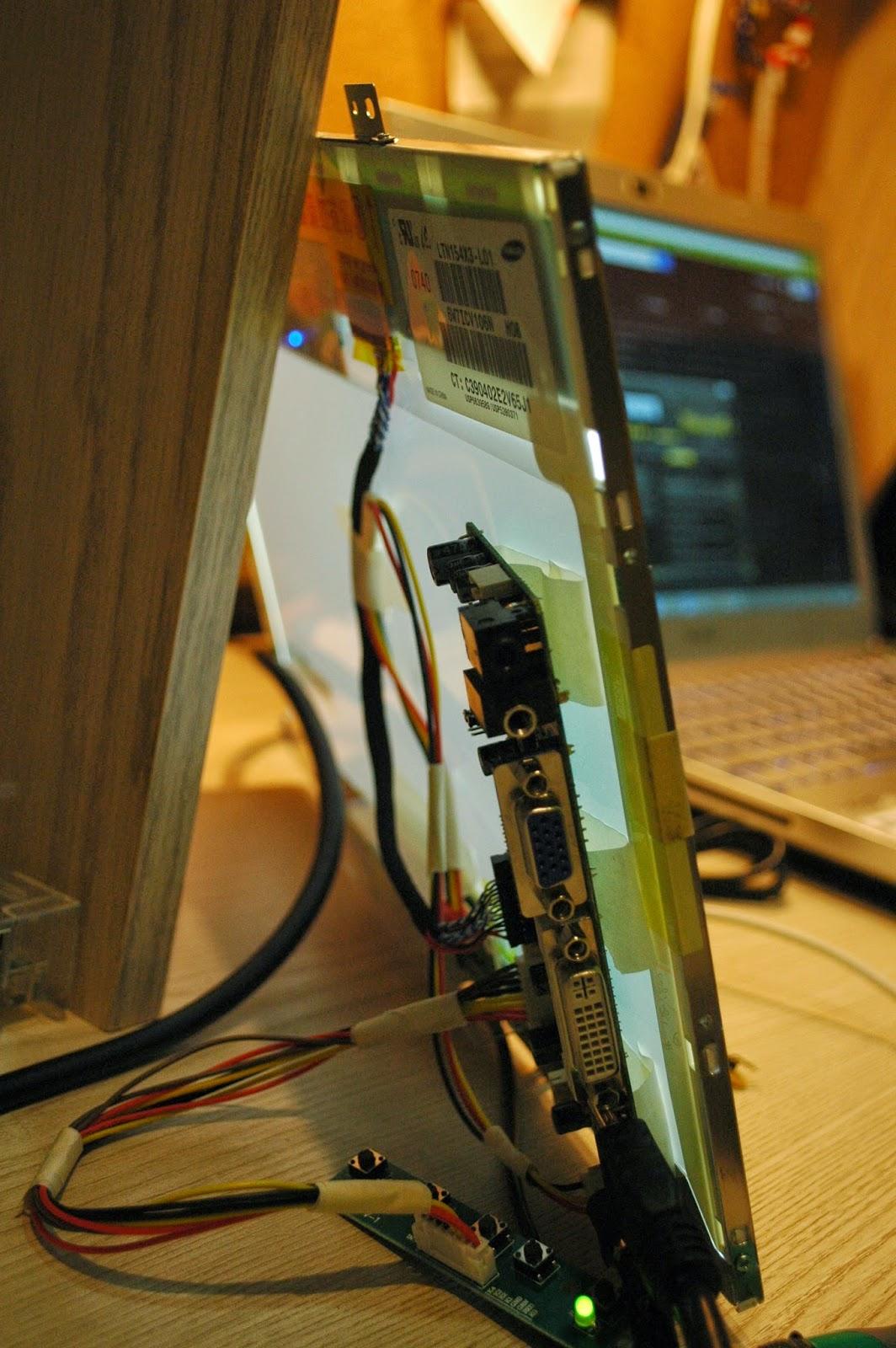 Metal Film Resistor Diy Computer Monitor