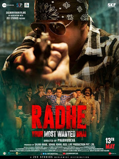 Radhe – Your Most Wanted Bhai First Look Poster 3