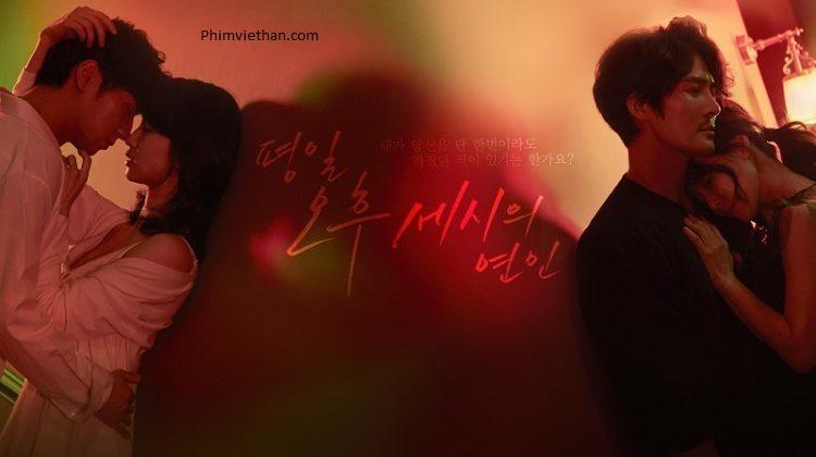 Phim cuộc tình vụng trộm khi chiều tà Hàn Quốc
