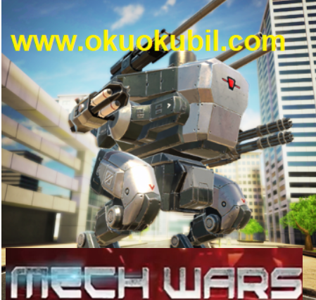 Mech Wars Multiplayer Robots Battle v1.406 Sınırsız Para + Mod Apk İndir 2020