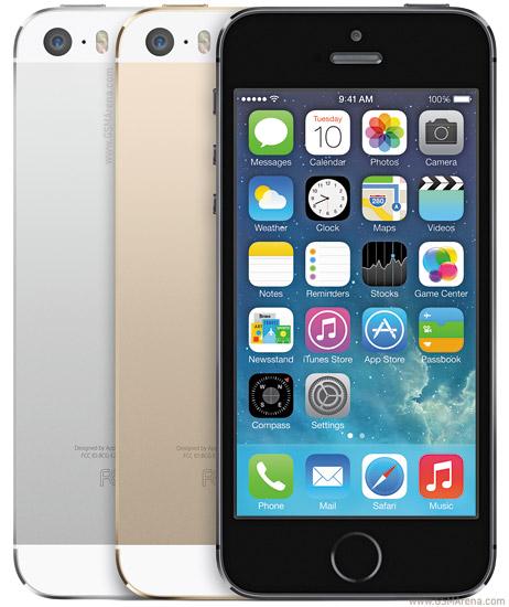 Ternyata Pengguna iPhone 5s Paling Lapar Data