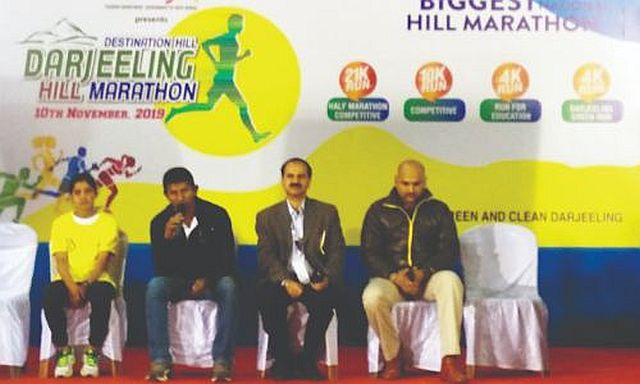 Hills set to organise 6th Darjeeling Hill Marathon