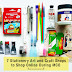 Top Seven Stationery Art and Craft Shops in Malaysia to Shop Online during MCO